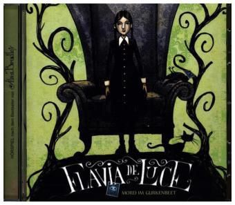 Flavia de Luce - Mord im Gurkenbeet, 2 Audio-CDs, Alan Bradley