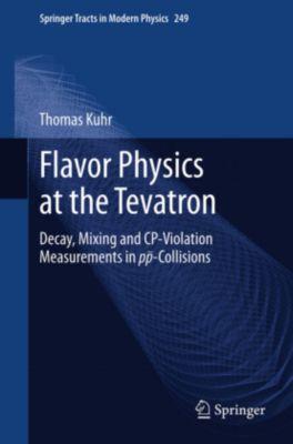 Flavor Physics at the Tevatron, Thomas Kuhr
