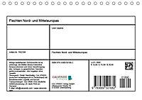 Flechten Nord- und Mitteleuropas (Tischkalender 2019 DIN A5 quer) - Produktdetailbild 13
