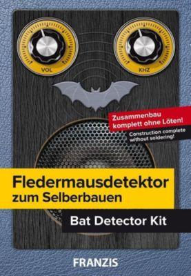 Fledermausdetektor zum Selberbauen; Bat Detector Kit, Burkhard Kainka