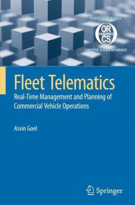 Fleet Telematics, Asvin Goel
