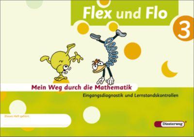 Flex und Flo, Ausgabe 2007: Bd.3 Mein Weg durch die Mathematik