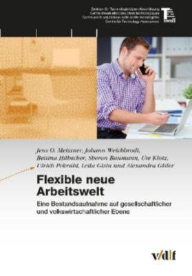 Flexible neue Arbeitswelt, Jens O. Meissner, Johann Weichbrodt, Bettina Hübscher, Sheron Baumann, Ute Klotz, Ulrich Pekruhl, Leila Gisin, Alexandra Gisler