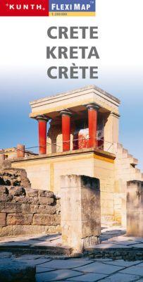 FlexiMap Kreta; Crete; Crète