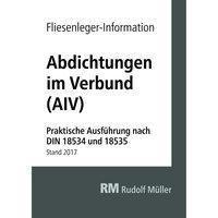 Fliesenleger-Information: Abdichtungen im Verbund, Werner Hagemann