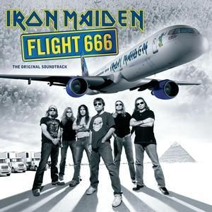 Flight 666 - The Original Soundtrack, Ost, Iron Maiden