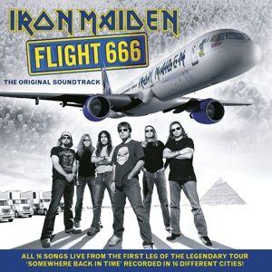 Flight 666 - The Original Soundtrack, Ost, Iron Maiden