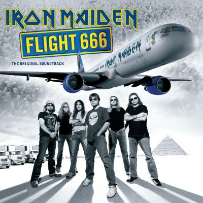 Flight 666 (Vinyl), Iron Maiden