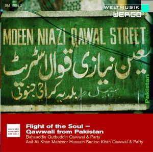 Flight Of The Soul, Qawwali From Pakistan