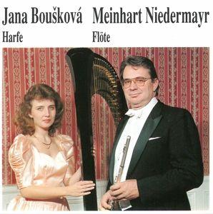 Flöte Und Harfe, Jana Bouskova, Meinh Niedermayr