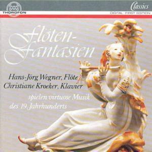 Flöten-fantasien, Hans-Jörg Wegner
