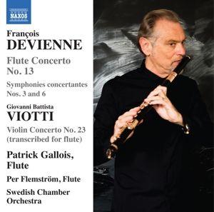 Flötenkonzert 13, Patrick Gallois, Per Flemström, Swedish Chamber