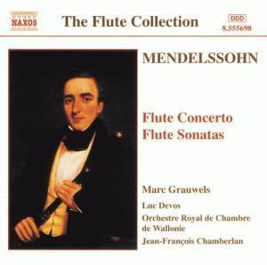 Flötenkonzert & Sonaten, Grauwels, Chamberlan, Orch.Royal De Chambre Wallonie