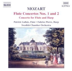 Flötenkonzerte, Wolfgang Amadeus Mozart