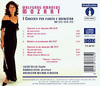Flötenkonzerte KV 313, 314, 315 - Produktdetailbild 1