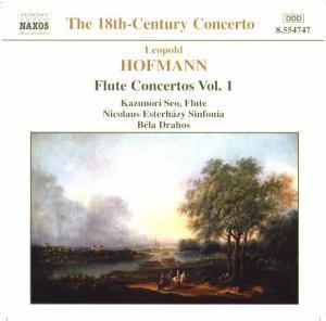 Flötenkonzerte Vol. 1, Kazunori Seo, Bela Drahos, Nes