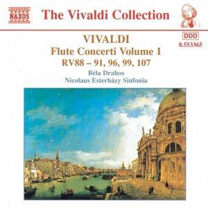 Flötenkonzerte Vol. 1, Drahos, Nikolaus Esterhazy Sinf