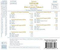 Flötenkonzerte Vol. 1 - Produktdetailbild 1