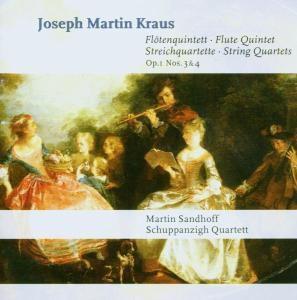 Flötenquintett, Sandhoff, Schuppanzigh Quartett