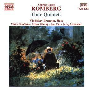 Flötenquintette op. 41 Nr. 1 - 3, Brunner, Simcisko, Telecky, Cut