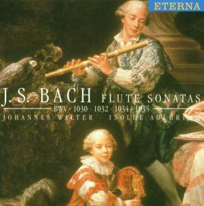 Flötensonaten Bwv 1030,32,34/+, Johannes Walter, Isolde Ahlgrimm