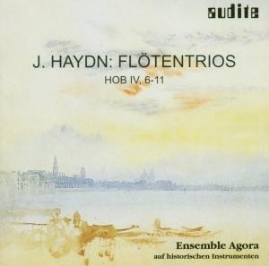 Flötentrios Hob Iv,Nr.6-11, Ensemble Agora