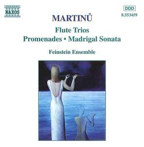 Flötentrios/Promenaden/+, Feinstein Ensemble