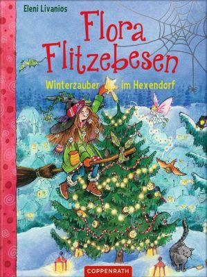 Flora Flitzebesen: Flora Flitzebesen - Band 5, Eleni Livanios