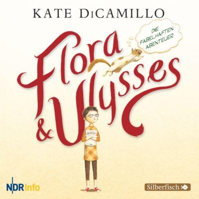 Flora und Ulysses - Die fabelhaften Abenteuer, Kate DiCamillo