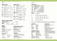 Floral 17-Monats-Kalenderbuch A5 2019 - Produktdetailbild 8