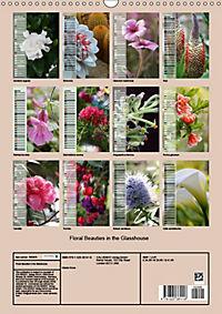Floral Beauties in the Glasshouse (Wall Calendar 2019 DIN A3 Portrait) - Produktdetailbild 13