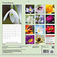 Floral Beauty (Wall Calendar 2018 300 × 300 mm Square) - Produktdetailbild 13
