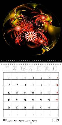 Floral bubbles (Wall Calendar 2019 300 × 300 mm Square) - Produktdetailbild 8