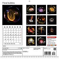 Floral bubbles (Wall Calendar 2019 300 × 300 mm Square) - Produktdetailbild 13