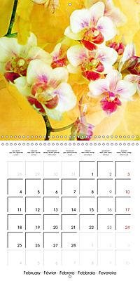 Floral Emotion (Wall Calendar 2019 300 × 300 mm Square) - Produktdetailbild 2