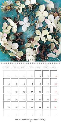 Floral Emotion (Wall Calendar 2019 300 × 300 mm Square) - Produktdetailbild 3