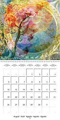 Floral Emotion (Wall Calendar 2019 300 × 300 mm Square) - Produktdetailbild 8