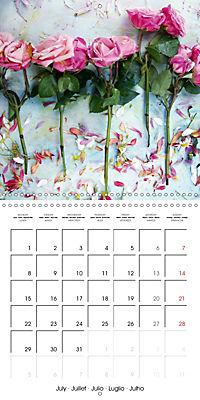 Floral Emotion (Wall Calendar 2019 300 × 300 mm Square) - Produktdetailbild 7