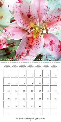 Floral Emotion (Wall Calendar 2019 300 × 300 mm Square) - Produktdetailbild 5