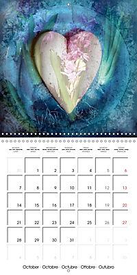 Floral Emotion (Wall Calendar 2019 300 × 300 mm Square) - Produktdetailbild 10