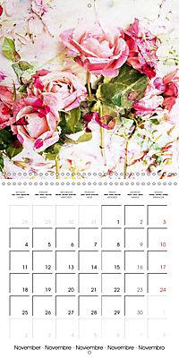 Floral Emotion (Wall Calendar 2019 300 × 300 mm Square) - Produktdetailbild 11