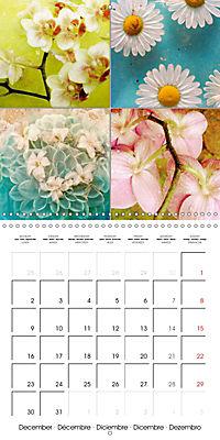 Floral Emotion (Wall Calendar 2019 300 × 300 mm Square) - Produktdetailbild 12