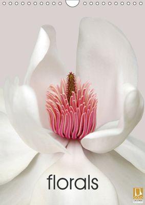 Florals (Wall Calendar 2019 DIN A4 Portrait), Brian Haslam
