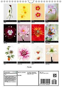 Florals (Wall Calendar 2019 DIN A4 Portrait) - Produktdetailbild 13