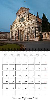 Florence City of Art (Wall Calendar 2019 300 × 300 mm Square) - Produktdetailbild 3