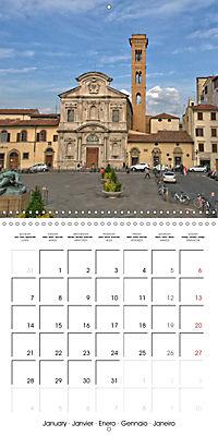 Florence City of Art (Wall Calendar 2019 300 × 300 mm Square) - Produktdetailbild 1