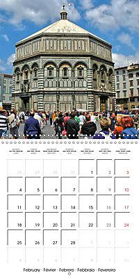 Florence City of Art (Wall Calendar 2019 300 × 300 mm Square) - Produktdetailbild 2