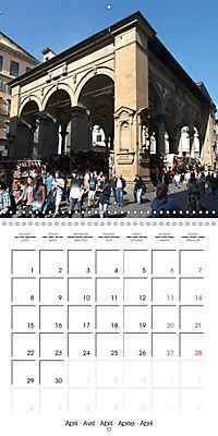 Florence City of Art (Wall Calendar 2019 300 × 300 mm Square) - Produktdetailbild 4