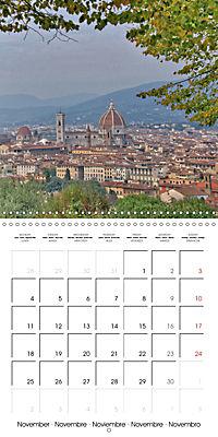 Florence City of Art (Wall Calendar 2019 300 × 300 mm Square) - Produktdetailbild 11
