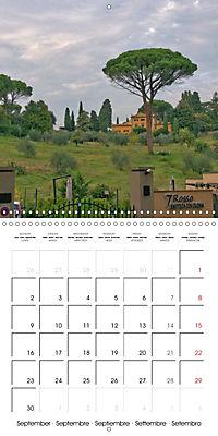 Florence City of Art (Wall Calendar 2019 300 × 300 mm Square) - Produktdetailbild 9